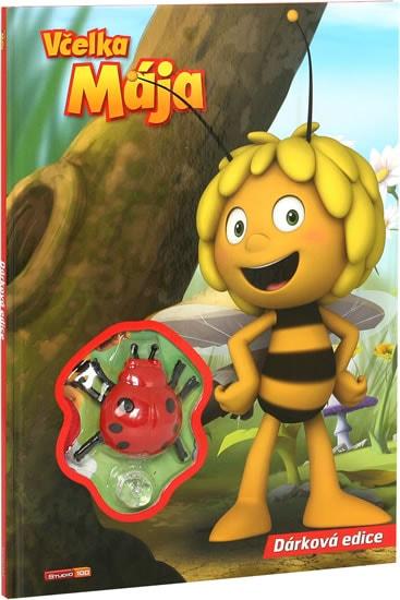 Včelka Mája s hračkou