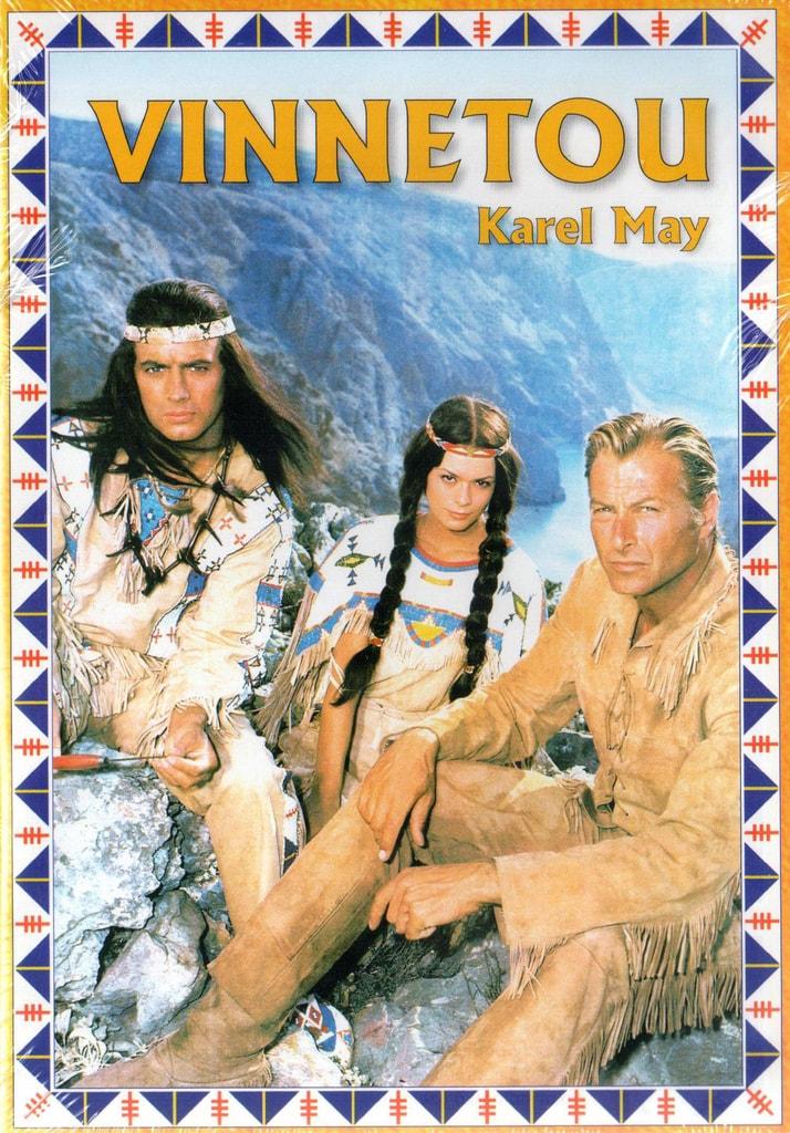 DVD Vinnetou - Poklad na stříbrném jezeře