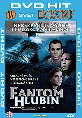 DVD Fantom hlubin