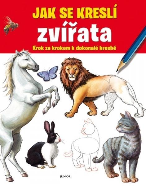 Jak se kreslí zvířata