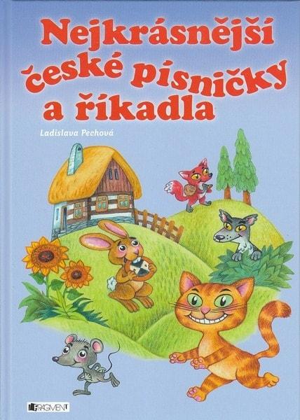 Nejkrásnější české písničky a říkadla (poškozené)