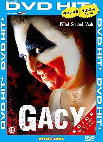 DVD Gacy (Masov� vrazi)