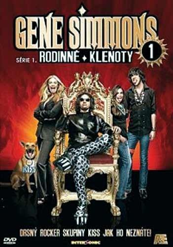 DVD Gene Simmons: Rodinn� klenoty 1