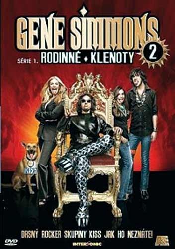 DVD Gene Simmons: Rodinné klenoty 2