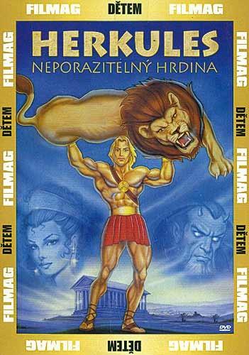 DVD Herkules: Neporazitelný hrdina