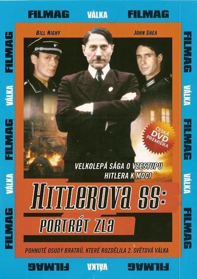 DVD Hitlerova SS: Portrét zla