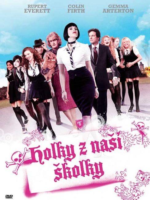 DVD Holky z na�� �kolky