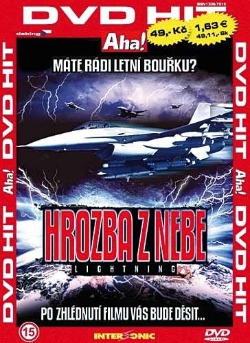 DVD Hrozba z nebe