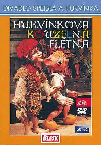 DVD Hurv�nkova kouzeln� fl�tna