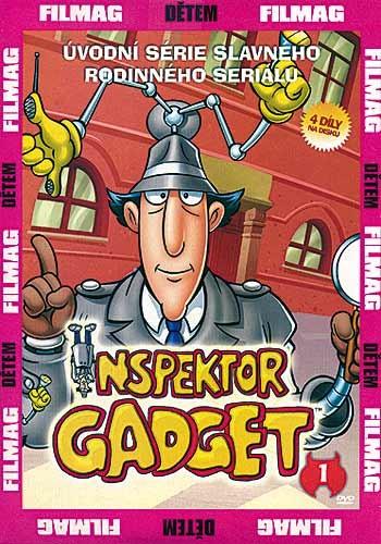 DVD Inspektor Gadget 1