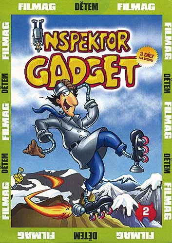 DVD Inspektor Gadget 2