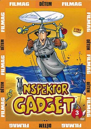 DVD Inspektor Gadget 3