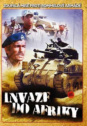 DVD Invaze do Afriky