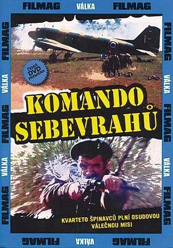 DVD Komando sebevrahů