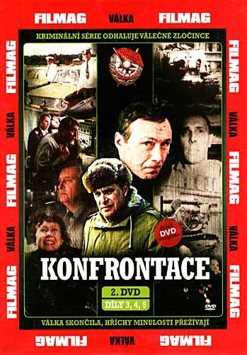 DVD Konfrontace 1