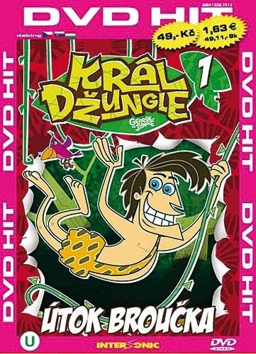 DVD Kr�l d�ungle 1