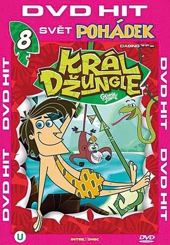 DVD Král džungle 8