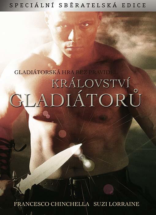 DVD Království Gladiátorů (Digipack)