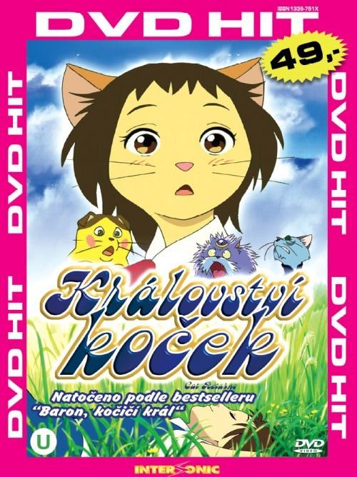 DVD Království koček