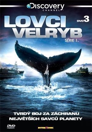 DVD Lovci velryb 3