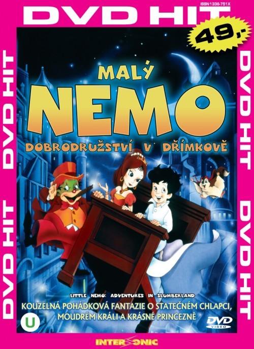 DVD Malý Nemo: Dobrodružství v Dřímkově