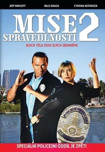 DVD Mise spravedlnosti 2
