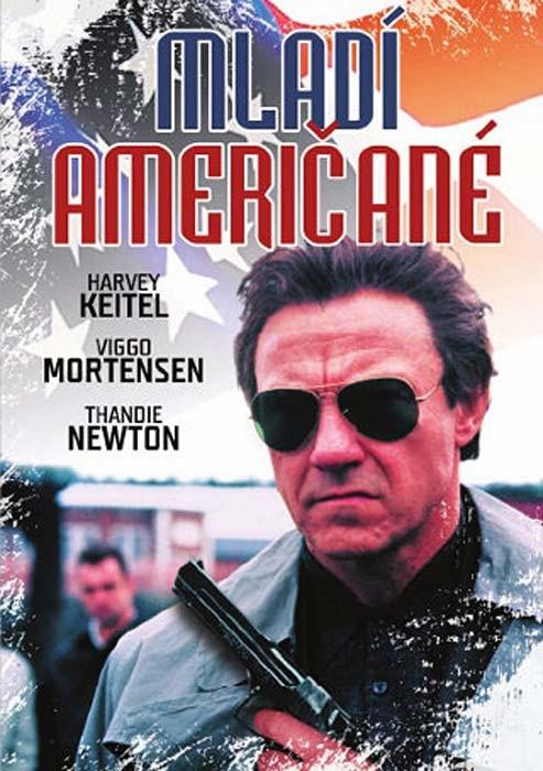 DVD Mlad� Ameri�an� (Slim box)