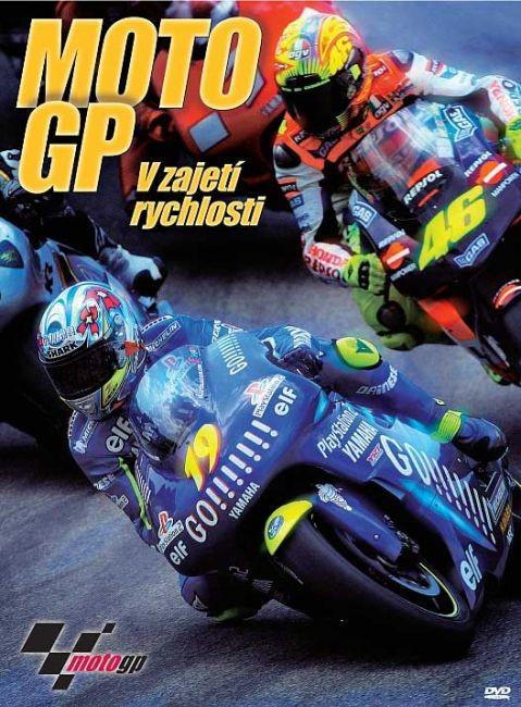 DVD Moto GP: V zajet� rychlosti
