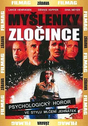 DVD Myšlenky zločince