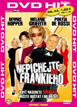DVD Nepíchejte do Frankieho