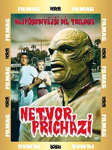 DVD Netvor p�ich�z�