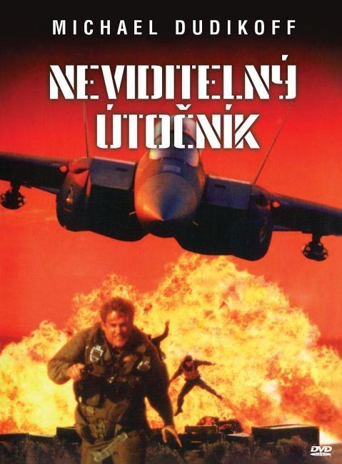 DVD Neviditelný útočník