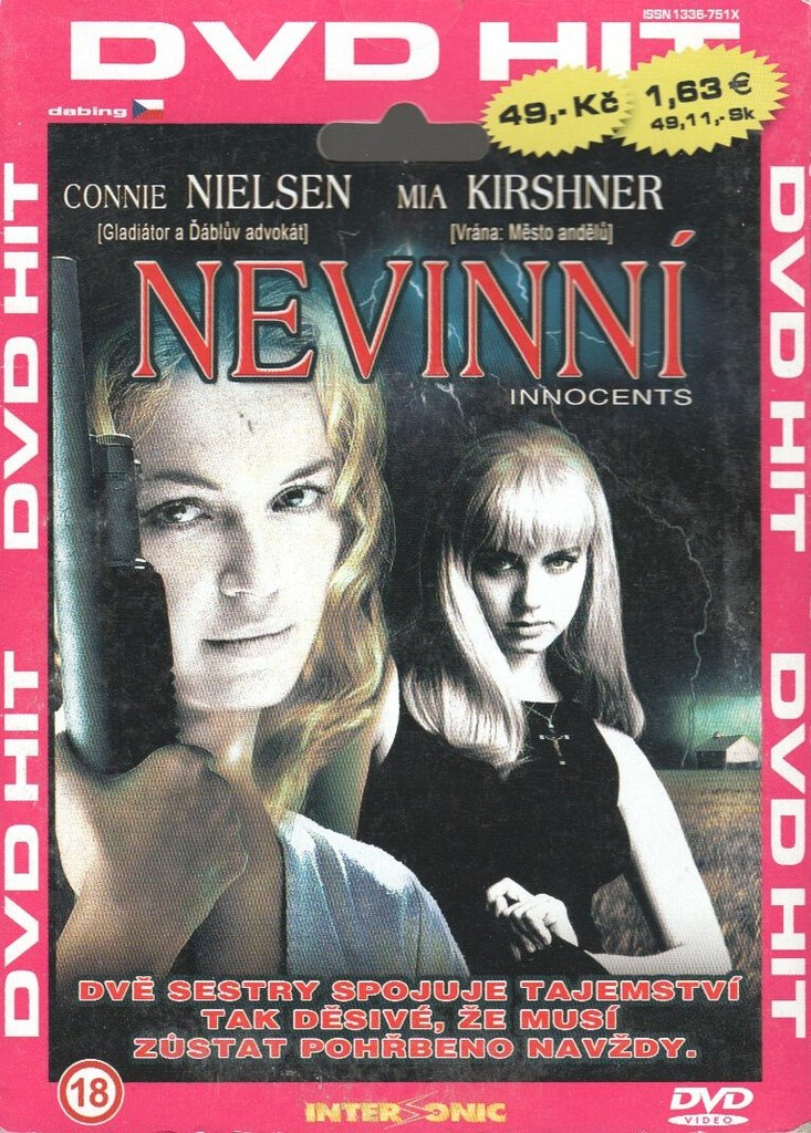 DVD Nevinn�