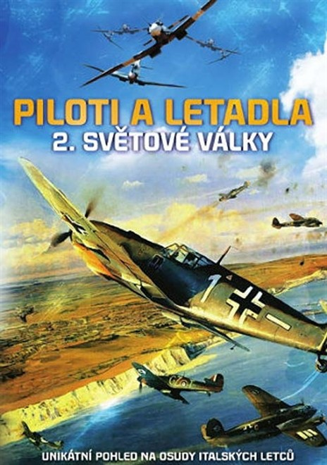 DVD Piloti a letadla 2. světové války (Slim box)