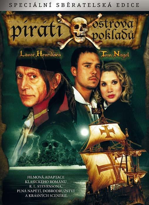 DVD Piráti ostrova pokladů (Digipack)