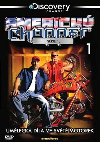 DVD Americk� chopper 1
