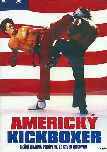 DVD Americk� kickboxer