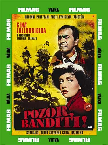 DVD Pozor, banditi!