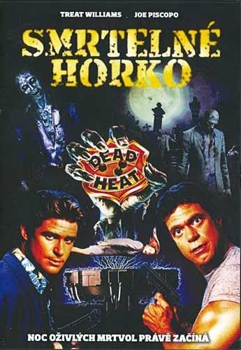 DVD Smrtelné horko