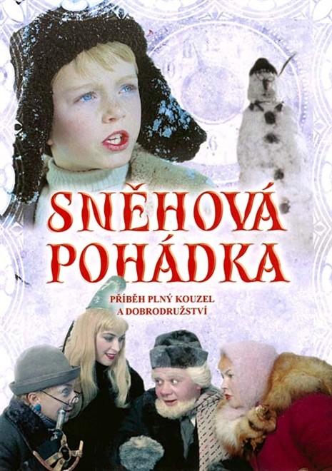 DVD Sněhová pohádka (Slim box)