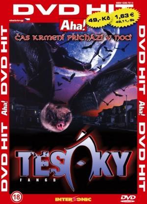 DVD Tesáky