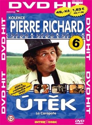 DVD Útěk