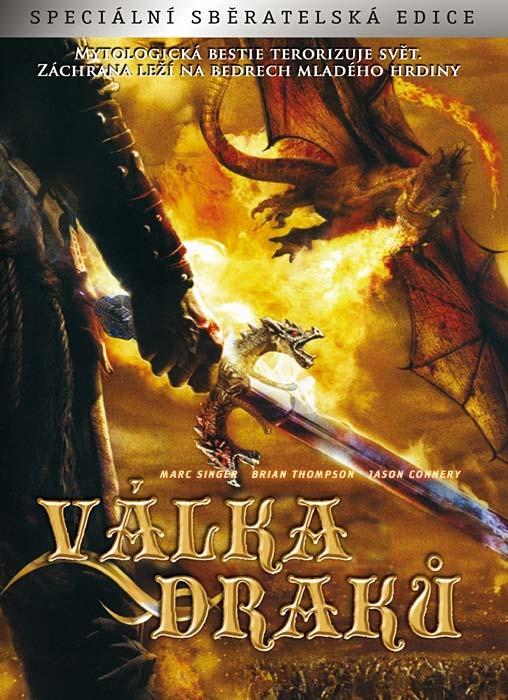 DVD Válka draků (Digipack)