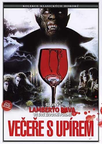 DVD Večeře s upírem