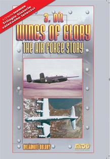 DVD Wings of Glory III: Ovládnutí oblohy (Slim box)