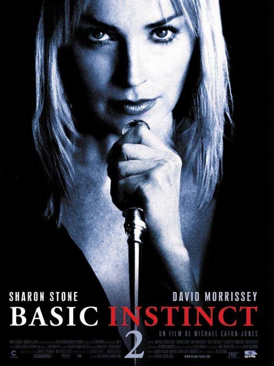 DVD Z�kladn� instinkt 2