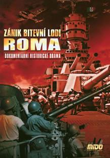 DVD Zánik bitevní lodi Roma