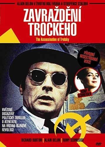 DVD Zavra�d�n� Trock�ho