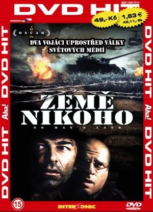 DVD Země nikoho
