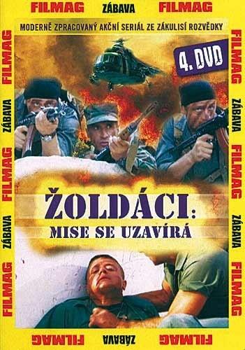 DVD �old�ci: Mise se uzav�r� 4